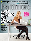 Baltimore Magazine - Baltimore's Best Places to Work 2013 Winner