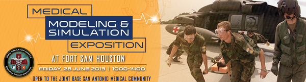 Medical Simulation & Training Expo in San Antonio, Texas