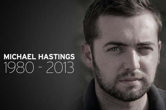 Michael Hastings Death
