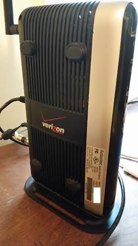 Verizon Router