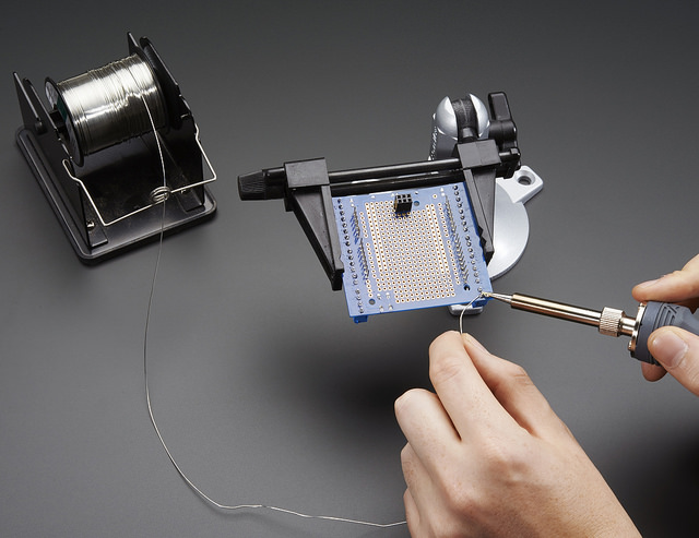 soldering iron for tech