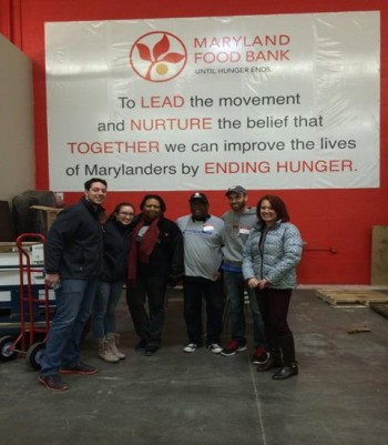 Phoenix TS at MD Food Bank