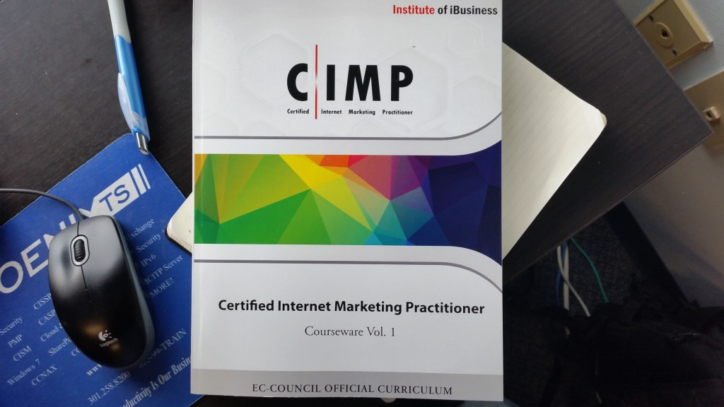 CIMP Certification