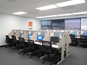 Phoenix TS Testing Room