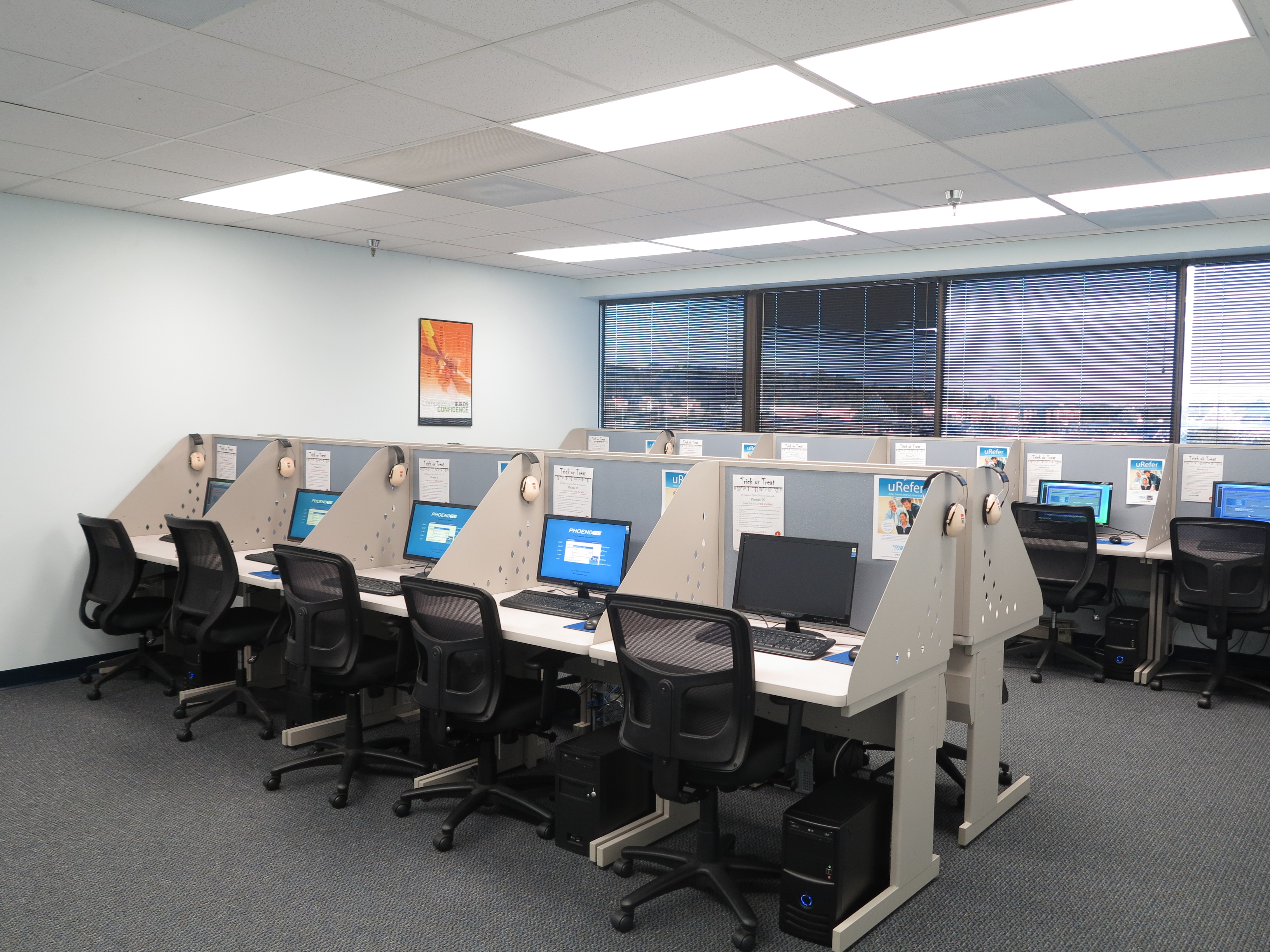 It certification testing center in columbia md phoenix ts phoenix ts testing room xflitez Image collections
