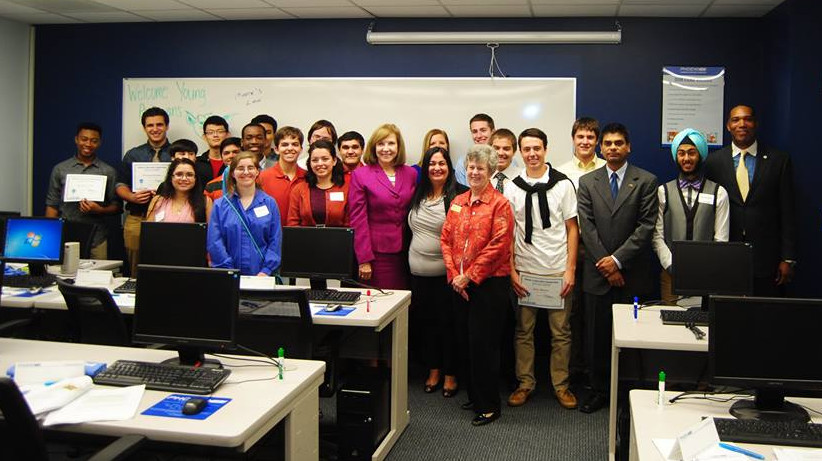 Howard County Students Train to Meet Growing Cyber ...