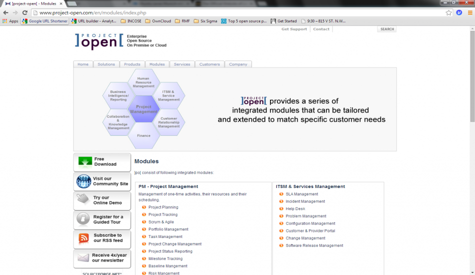 Open Source Project Management with ]open-project[ | TechRoots