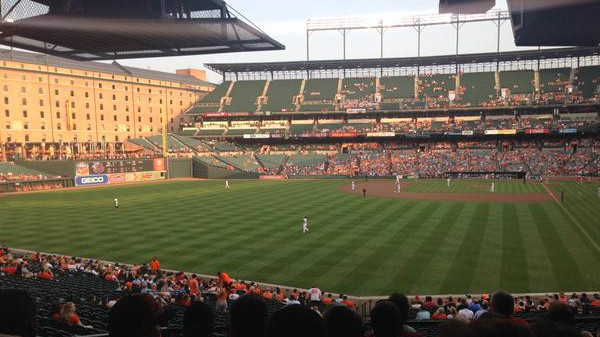 Orioles Park Fundraising Game