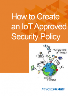 Security Policies for the Internet of Things