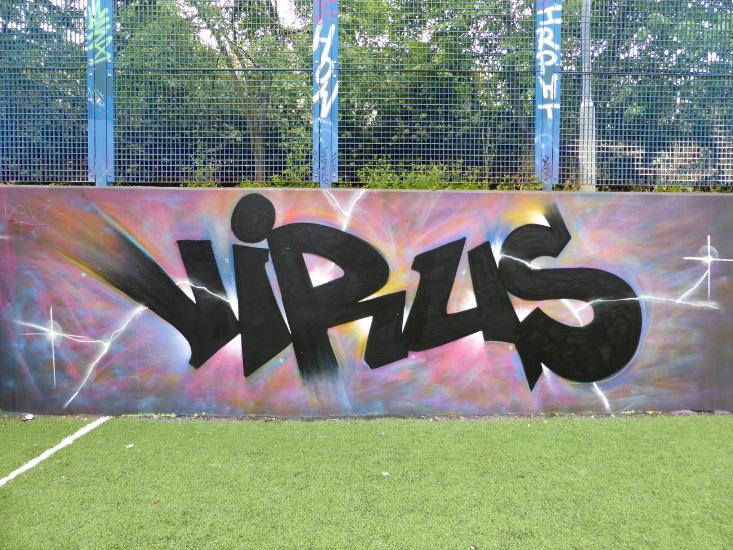 virusgraffiti