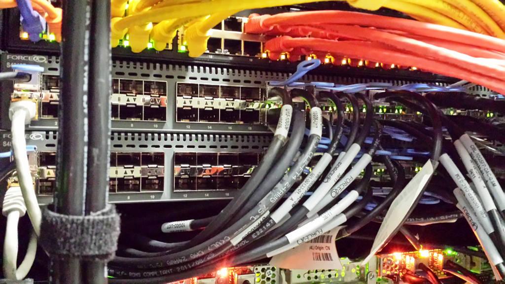 Ontario Datacenter Switching
