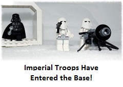 Imperial Troops Have Entered the Base!
