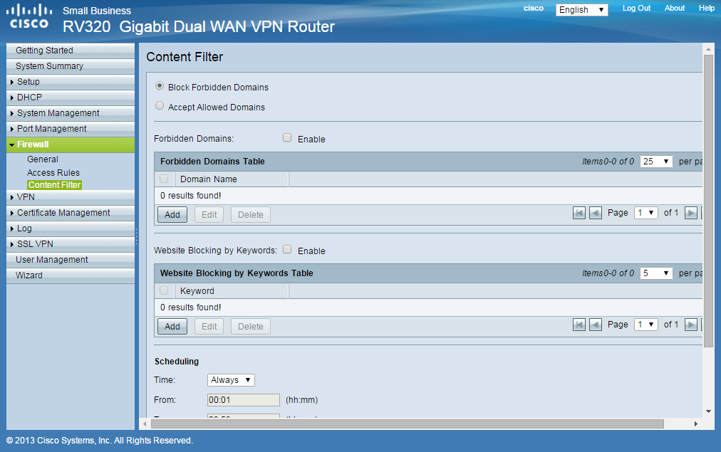 How to Basically Configure a Cisco Router (RV320) | TechRoots