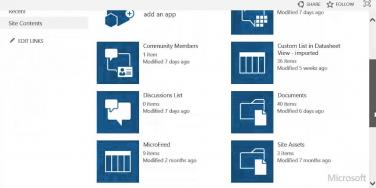 development for sharepoint 2013