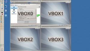 virtual box multiscreen