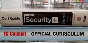 EC-Council CEH vs CompTIA Security+