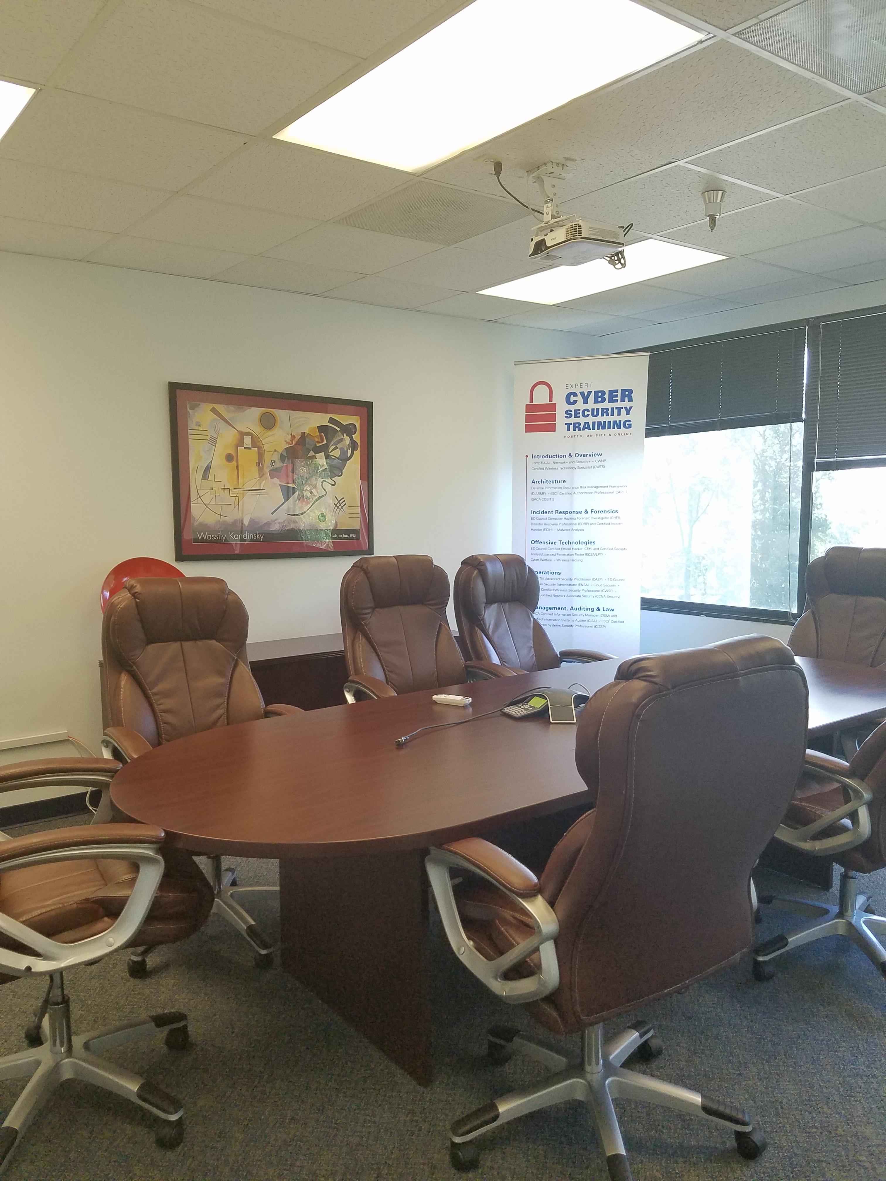Meeting Room Rental in Columbia, MD