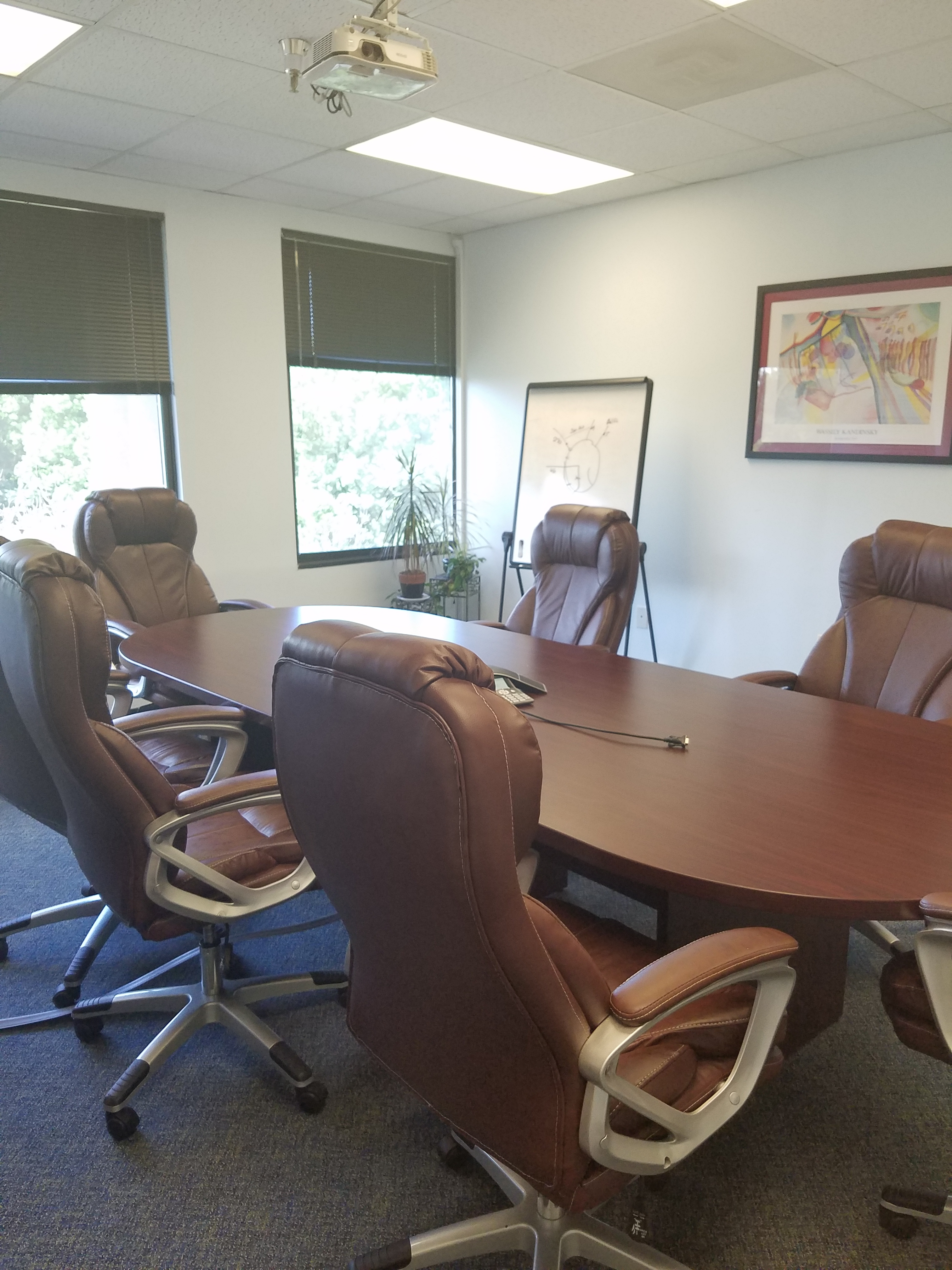 Conference Room for Rent Near DC