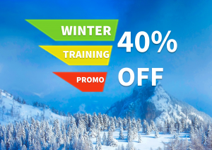 Winter19 Training Promotion 40% Off