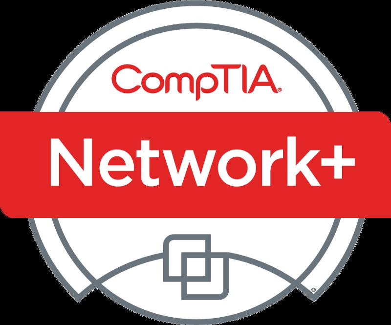 CompTIA Network+ Certification Exam Logo